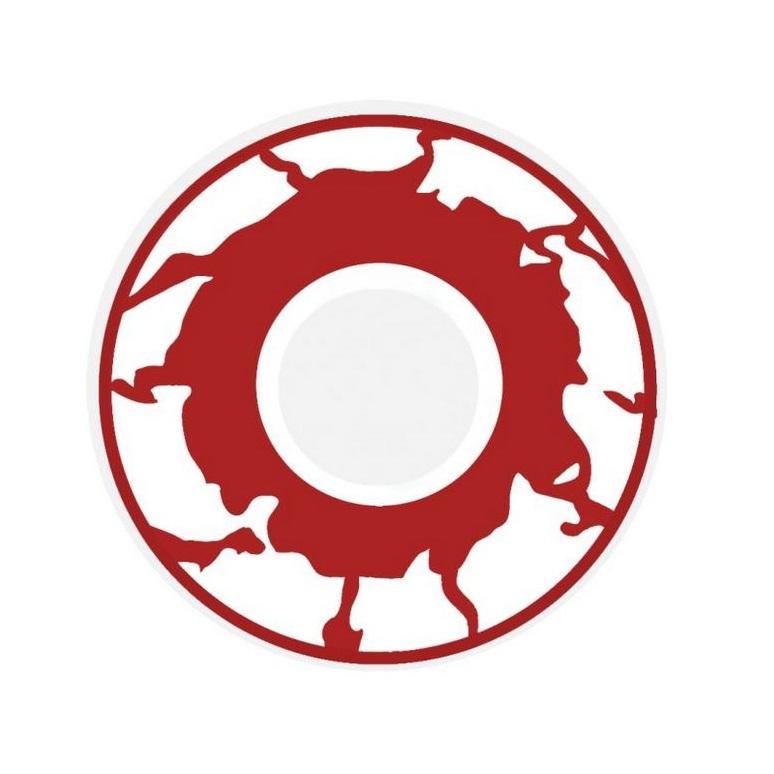 Piros Zombi Kontaktlencse  394a433e6f